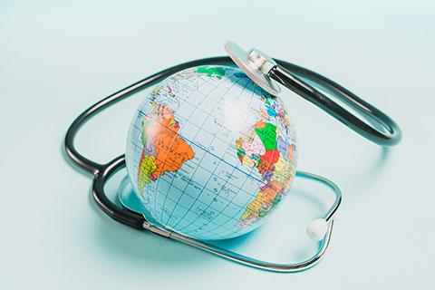 International Visits or no Manitoba Health Card